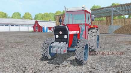 IMT 577 P animated doors para Farming Simulator 2015