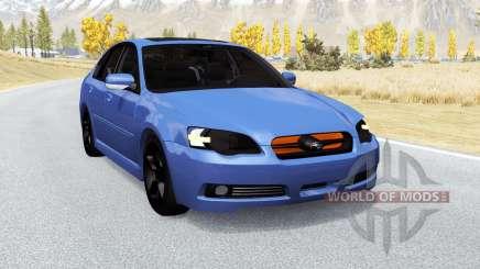 Subaru B4 Legacỿ para BeamNG Drive
