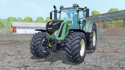 Fendt 927 Vario Blunk para Farming Simulator 2015