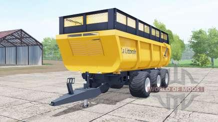 La Littoᶉale C 390 para Farming Simulator 2017