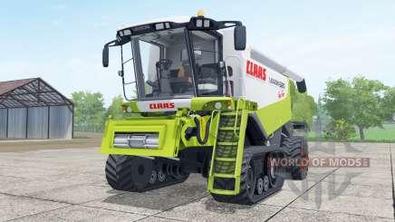 Claas Lexion 580 TerraTraƈ para Farming Simulator 2017