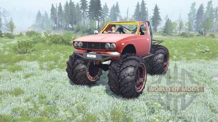 Toyota Hilux 1978 para MudRunner