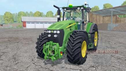 John Deere 7930 interactive control para Farming Simulator 2015