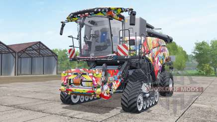 New Holland CR10.90 StickerBomƀ para Farming Simulator 2017