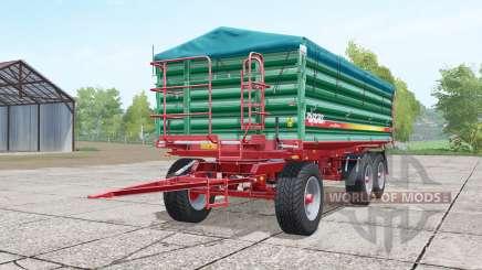 Metaltecɧ DB 21 para Farming Simulator 2017