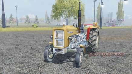 Ursus C-360 front loader para Farming Simulator 2013