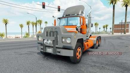 Mack R600 Day Cab para American Truck Simulator