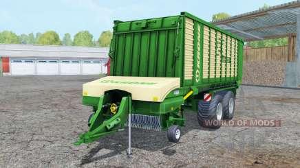 Krone ZX 450 GƊ para Farming Simulator 2015