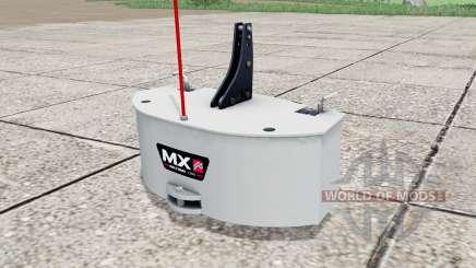 MX Multimass 1200 para Farming Simulator 2017