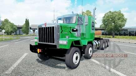 Kenworth C500 10x6 2001 para Euro Truck Simulator 2