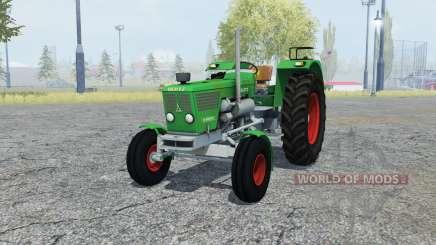 Deutz D 8006 1967 para Farming Simulator 2013