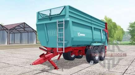 Farmtecħ Durus 2000 para Farming Simulator 2017