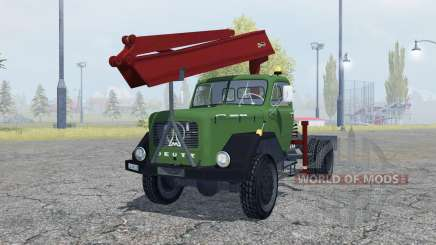 Magirus-Deutz 200 D 26 timber para Farming Simulator 2013