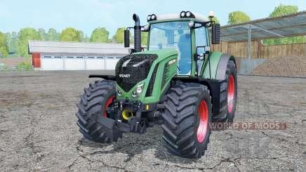 Fendt 927 Vario double wheels para Farming Simulator 2015