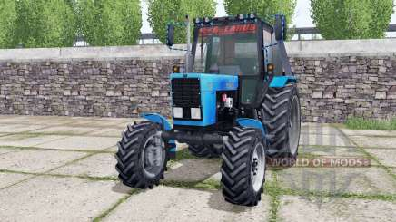 MTZ 82.1 elementos móviles para Farming Simulator 2017