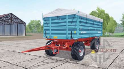 Mengelᶒ MZDK 14000 para Farming Simulator 2017