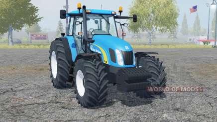 Nueva Hꝍlland TL 100A para Farming Simulator 2013
