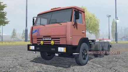KamAZ 5410 1992 para Farming Simulator 2013