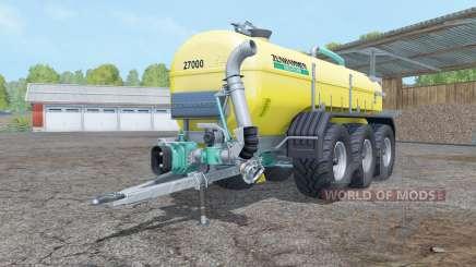 Zunhaᶆᶆer SK 27000 TR para Farming Simulator 2015