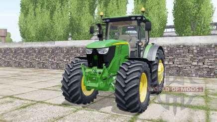 John Deere 6175R design configurations para Farming Simulator 2017