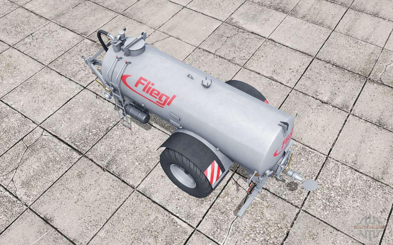 Fliegl VFW 10600 Aluminium Para Farming Simulator 2017