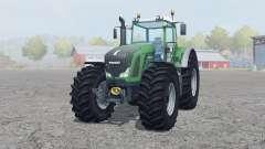 Fendt 936 Vario ocean green para Farming Simulator 2013