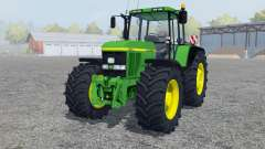 John Deere 7710 pantone green para Farming Simulator 2013