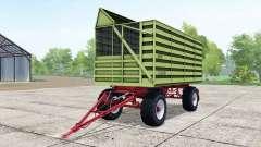 Conow HW 80 V5.1 swamp para Farming Simulator 2017