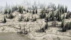 Carson Creek para MudRunner