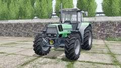 Deutz-Fahr AgroStar 6.81 lime green para Farming Simulator 2017