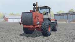 T-150K moderadamente color rojo para Farming Simulator 2013