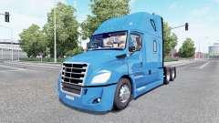 Freightliner Cascadia Raised Roof 2016 para Euro Truck Simulator 2