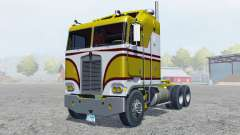 Kenworth K100 manual ignition para Farming Simulator 2013