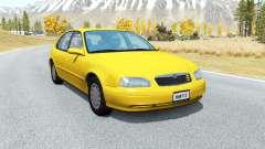 Ibishu Pessima 1996 hatchback para BeamNG Drive
