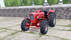 Guldner G 75A front loader para Farming Simulator 2017