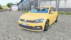 Volkswagen Polo R-Line (Typ AW) 2017 para Euro Truck Simulator 2