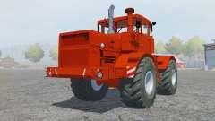 Kirovets K-701 color de la amapola para Farming Simulator 2013
