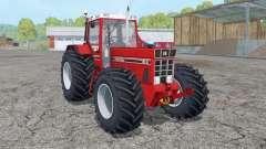 International 1455 XL light brilliant red para Farming Simulator 2015