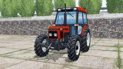 Zetor 7340 Turbo 1995 para Farming Simulator 2017