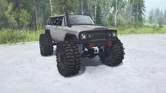 Jeep Wagoneer 1978 TTC para MudRunner