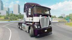 Kenworth K200 dark purple para American Truck Simulator