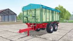 Welger TDK 300 light lime green para Farming Simulator 2017