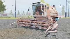 Bizon Gigant Z083 para Farming Simulator 2013