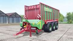 Strautmann Tera-Vitesse CFS 5201 DO desire para Farming Simulator 2017