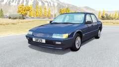 Ibishu Pessima 1988 turbo diesel engine v1.1 para BeamNG Drive
