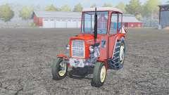 Ursus C-330 vivid red para Farming Simulator 2013