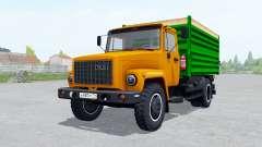GAZ SAZ 35071 naranja jrhfc para Farming Simulator 2017