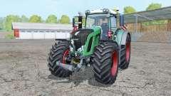 Fendt 936 Vario SCR added wheels para Farming Simulator 2015