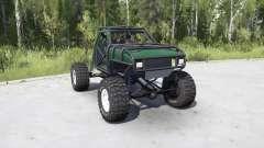 Toyota Hilux Truggy para MudRunner