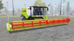 Claas Lexion 780 TerraTrac para Farming Simulator 2013